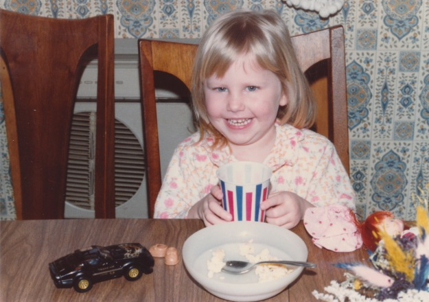 Food was always the fastest way for me to feel joy.