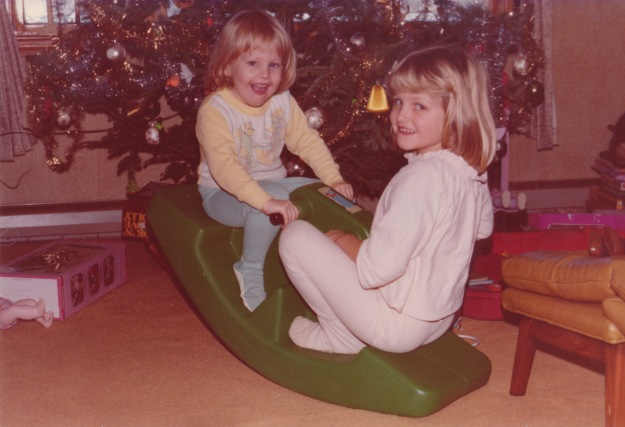 Christmas morning 1980 at our house!