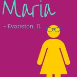 Testimonial - Maria