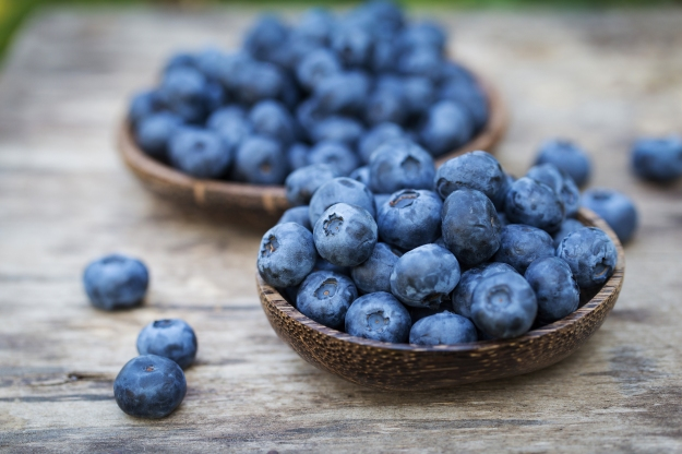 Shutterstock Blueberries