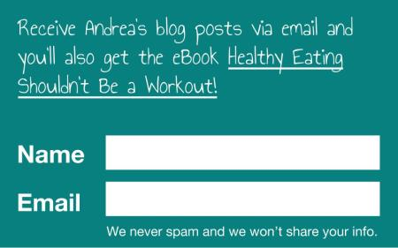 Newsletter Sign Up for Bottom of Blog Posts - 1-2016